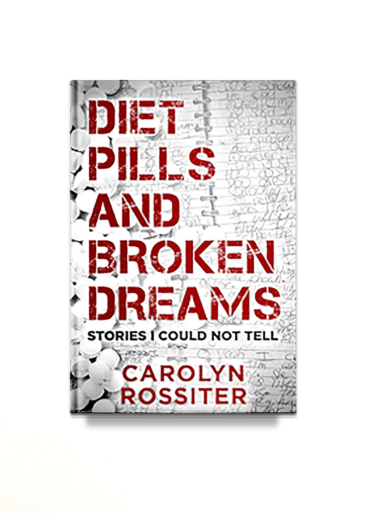 diet pills and broken dreams the book